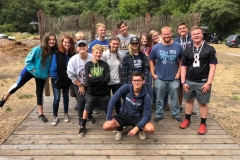 FDC at Daybreak Camp - 2019